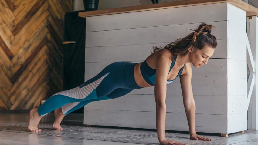 Sport à la maison : 3 exercices pour affiner et sculpter ses bras