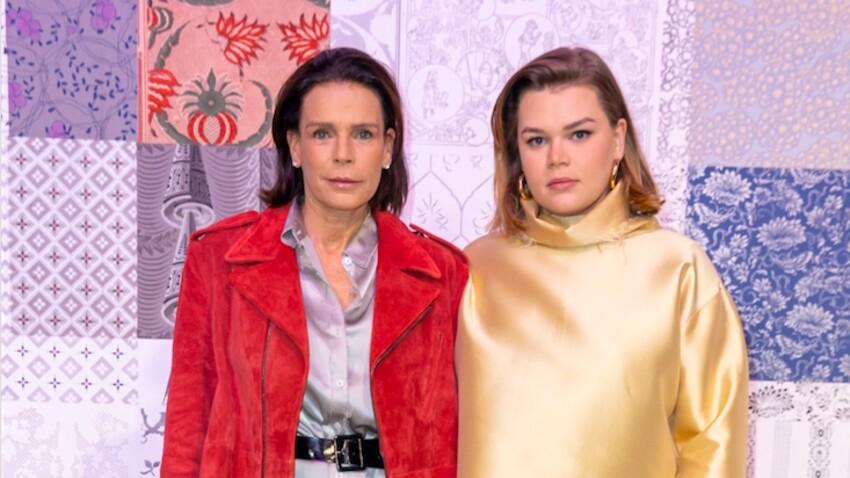 Stéphanie de Monaco : ses rares confidences sur ses deux filles