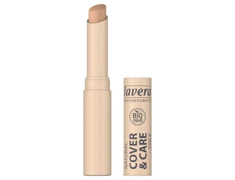Natural Cover & Care Stick Honey de Lavera