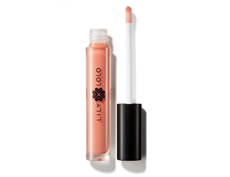 Brillant à lèvres naturel transparent de Lily Lolo