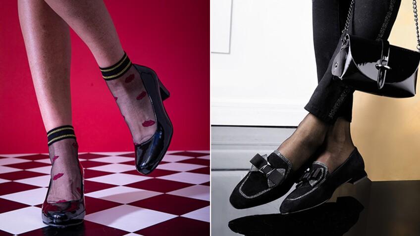 Pieds sensibles : quels modèles de chaussures pour les fêtes ?