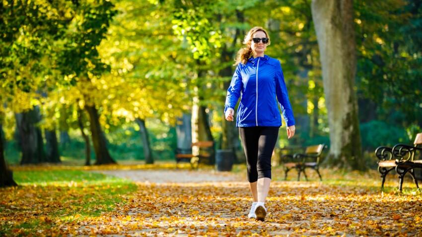 Marche rapide et perte de poids : les conseils du coach sportif pour mincir en marchant