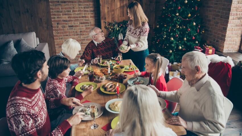 Diabète : 9 conseils pour un repas de Noël équilibré