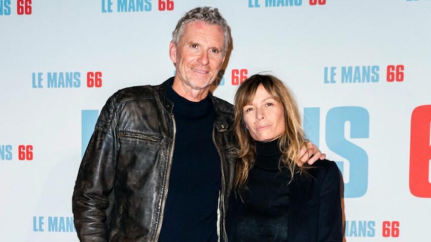 """Denis Brogniart """"gaulé"""" avec sa femme Hortense sur le tournage de """"Koh-Lanta"""""""