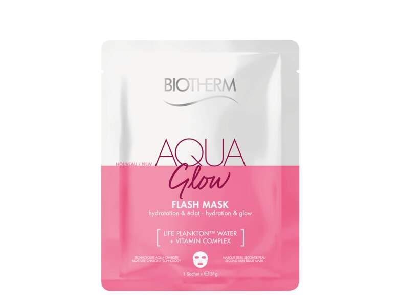 Aqua Glow Flash Mask de Biotherm