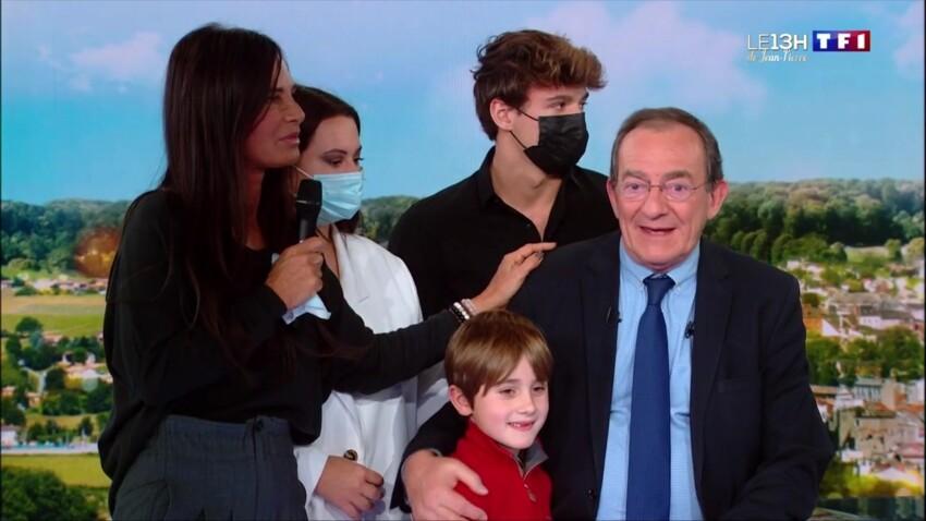 Jean-Pierre Pernaut en larmes après la visite de sa famille à son dernier JT