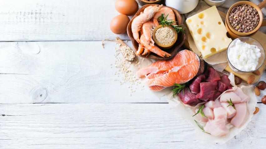 Le top 15 des aliments riches en vitamine B12