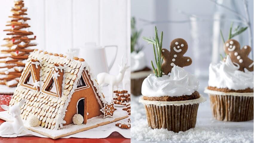 Gâteaux de Noël : 5 idées créatives et gourmandes pour changer de la bûche
