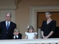 Charlene de Monaco : en mode Far West avec Albert et les jumeaux