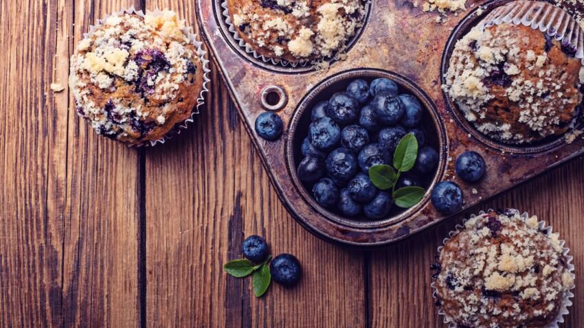 Desperate Housewives : la recette des muffins aux myrtilles de Bree Van de Kamp