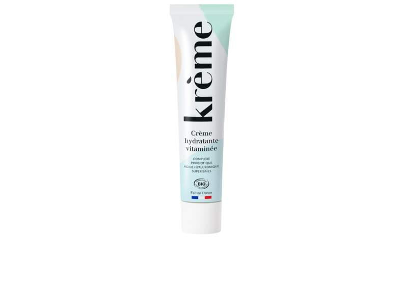 Crème vitaminée hydratante de Krème