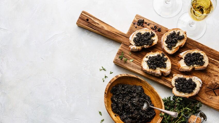 Apéro de Noël : la recette originale et facile du Croq'Caviar