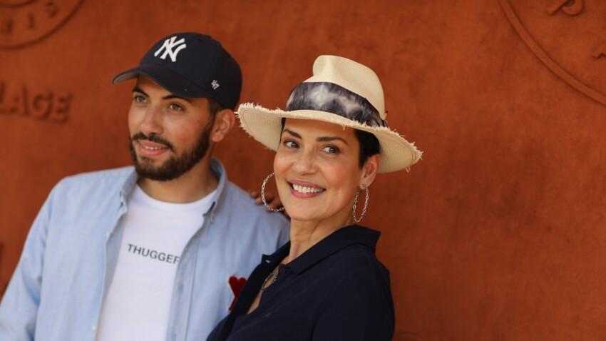 Cristina Cordula se confie sur sa relation idyllique avec le père de son fils Enzo