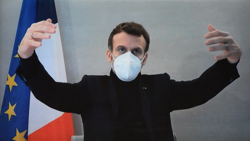 Emmanuel Macron positif à la Covid-19 : qui est son médecin Jean-Christophe Perrochon ?