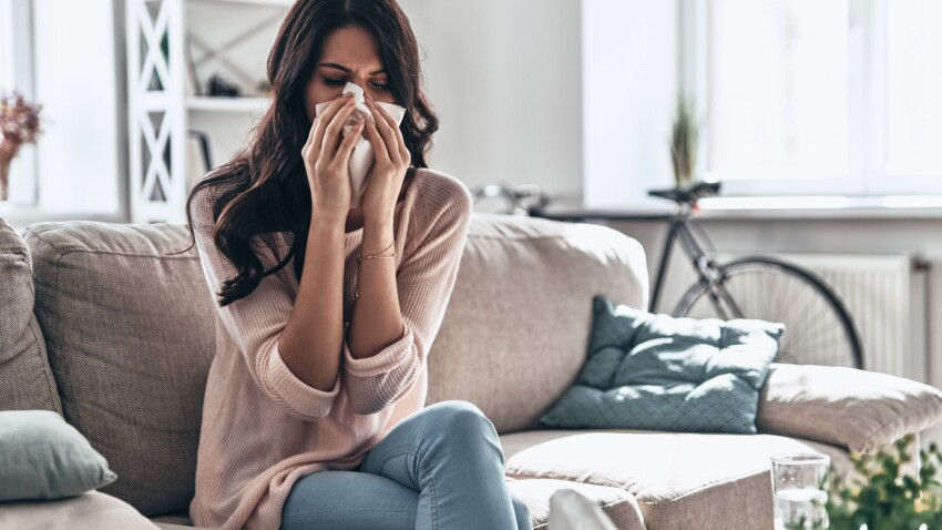5 huiles essentielles contre la sinusite