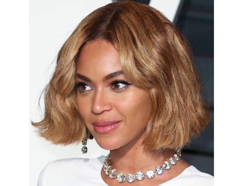 Le carré court de Beyoncé