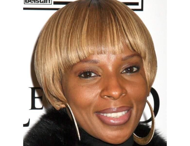 La coupe au bol de Mary J. Blige