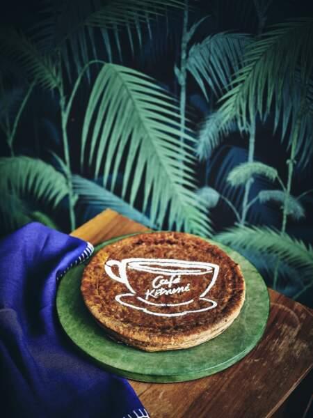 Dalloyau x Café Kitsuné : Galette Kitsuné