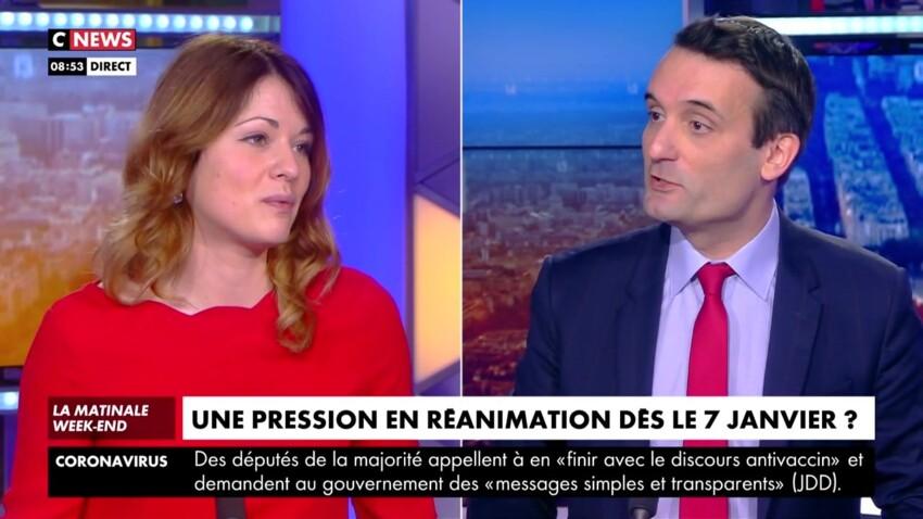 Maud Bregeon : qui est celle qui a dézingué Florian Philippot en direct sur Cnews ?