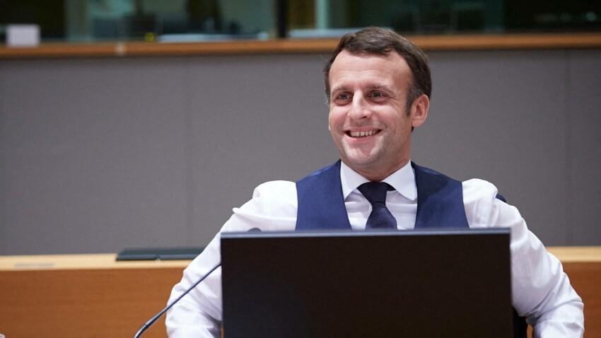 Pour Noël, Emmanuel Macron publie une vidéo surprenante et amuse les internautes