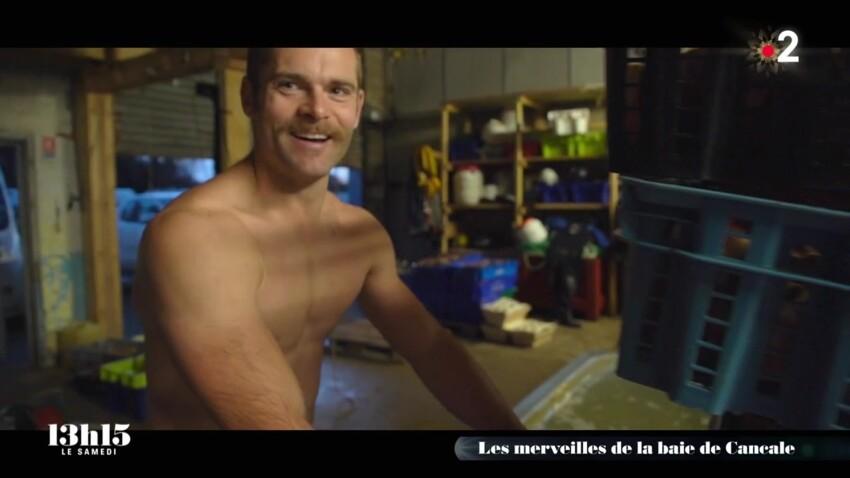 Tomy, le pêcheur de Saint-Jacques très sexy qui provoque l'émoi sur les réseaux sociaux