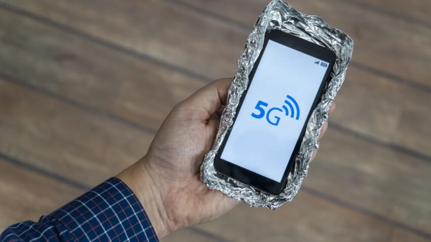 La 5G, dangereuse pour la santé ? L'avis de Michel Cymes