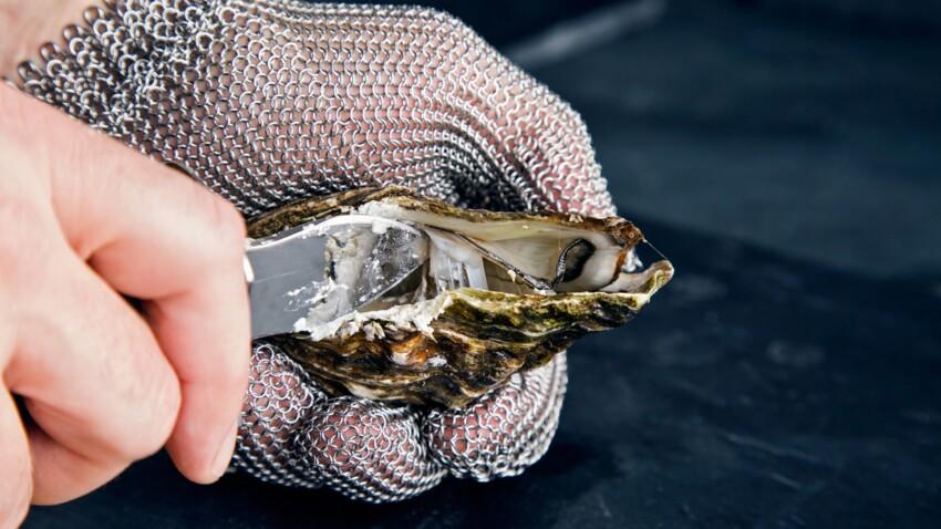 L'astuce géniale pour ouvrir des huîtres facilement sans se blesser