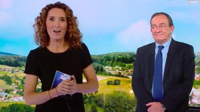 Jean-Pierre Pernaut : son cadeau précieux à Marie-Sophie Lacarrau pour le passage de relais