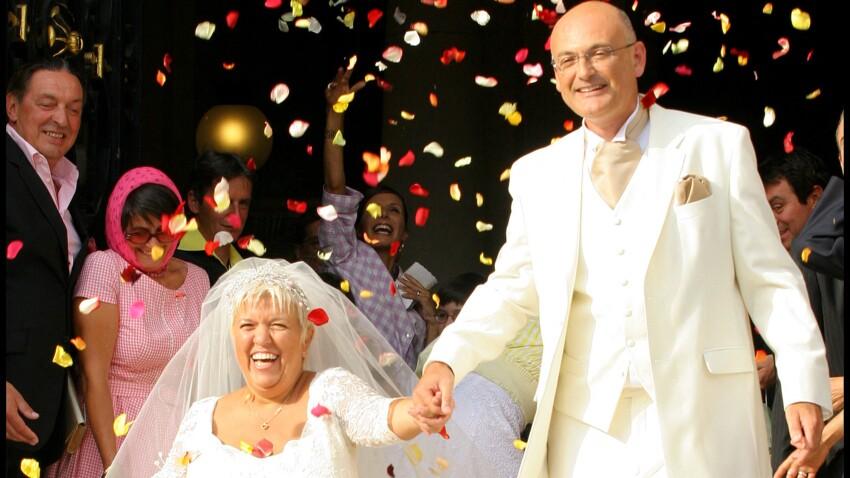 Mimie Mathy et  Benoist Gérard : retour sur leur histoire d'amour en images - PHOTOS