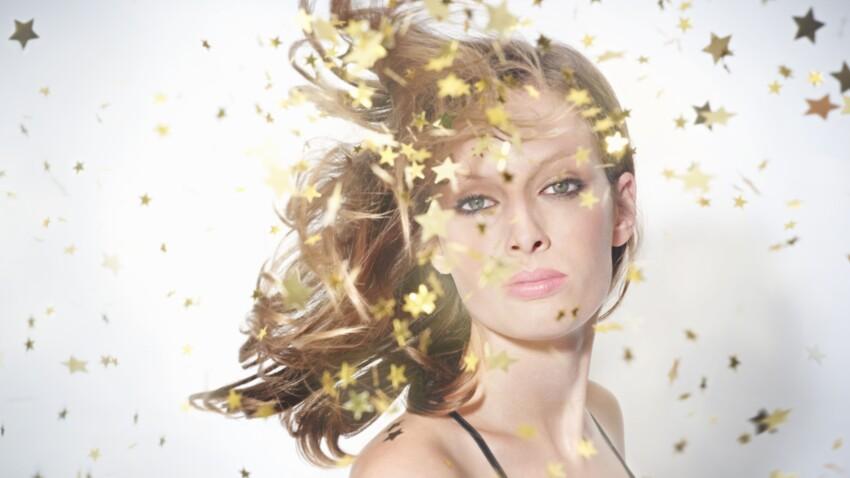 Cheveux : les coiffures préférées des célébrités pour les fêtes
