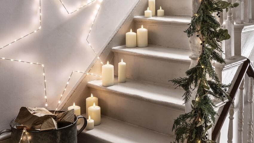 7 idées pour une déco de Noël scintillante