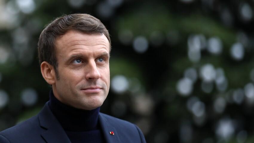"""Emmanuel Macron : son """"deuxième repère"""" après sa femme Brigitte Macron"""