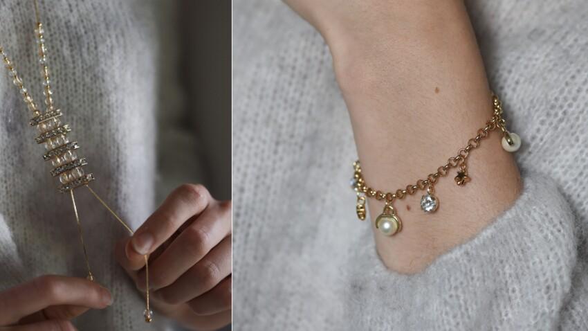 Bijoux de fêtes : 4 créations festives pour accessoiriser sa tenue