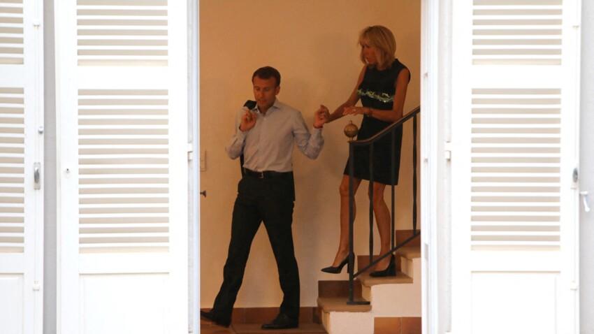 Emmanuel et Brigitte Macron : leur Noël passé au soleil