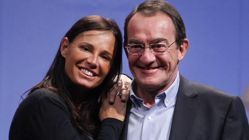 """Nathalie Marquay, """"amoureuse comme au premier jour"""", déclare sa flamme à Jean-Pierre Pernaut"""