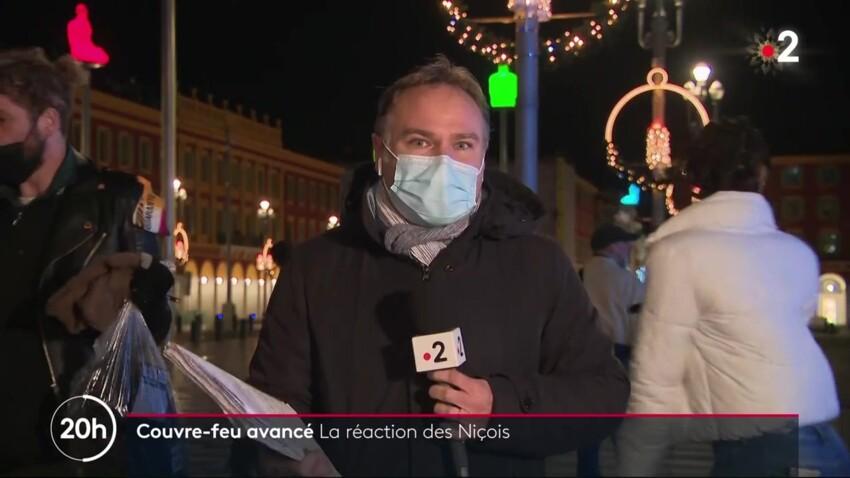Ni masques, ni distanciation : les internautes révoltés par une séquence du JT de France 2