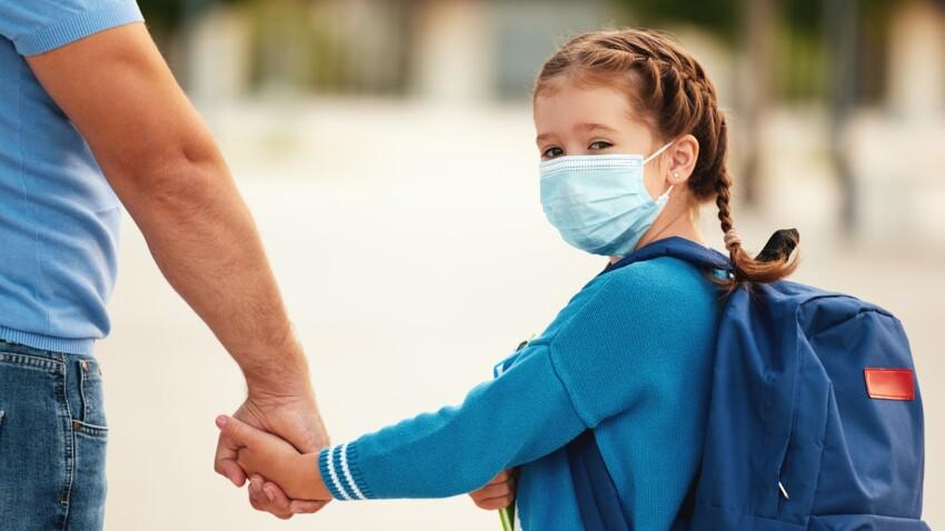Covid-19 : où les enfants ont-ils le plus de risques d'être contaminés ?