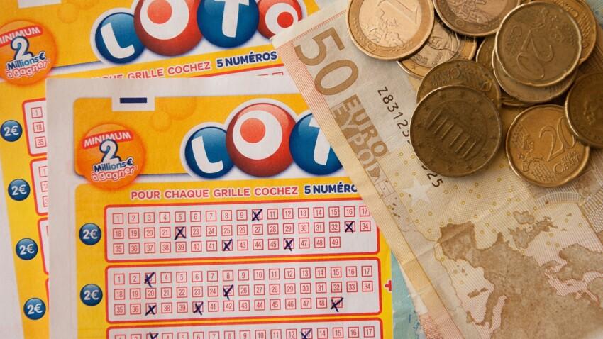 Elle gagne une somme astronomique au loto... sans y avoir joué