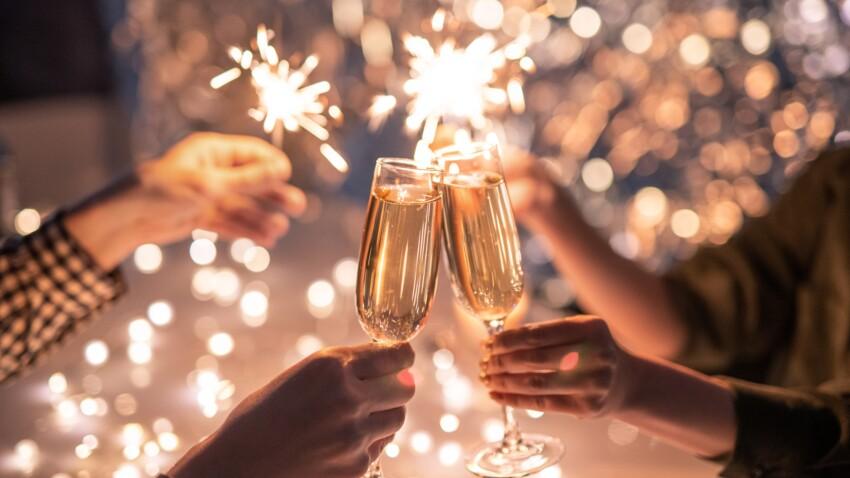 Nouvel An : ce qu'on a le droit de faire ou pas le soir du réveillon