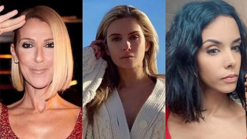 Céline Dion, Clara Morgane, Shy'm... Les transformations capillaires les plus incroyables des célébrités en 2020