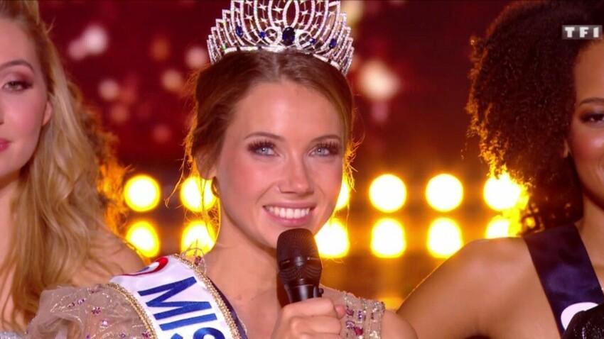 Amandine Petit (Miss France 2021) au cœur d'une polémique