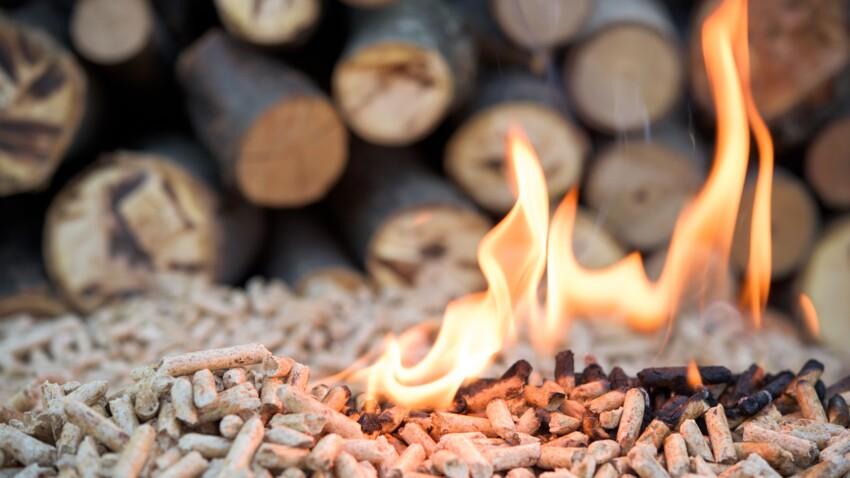 Economique, renouvelable et au carbone neutre...je choisis la chaudière à bois