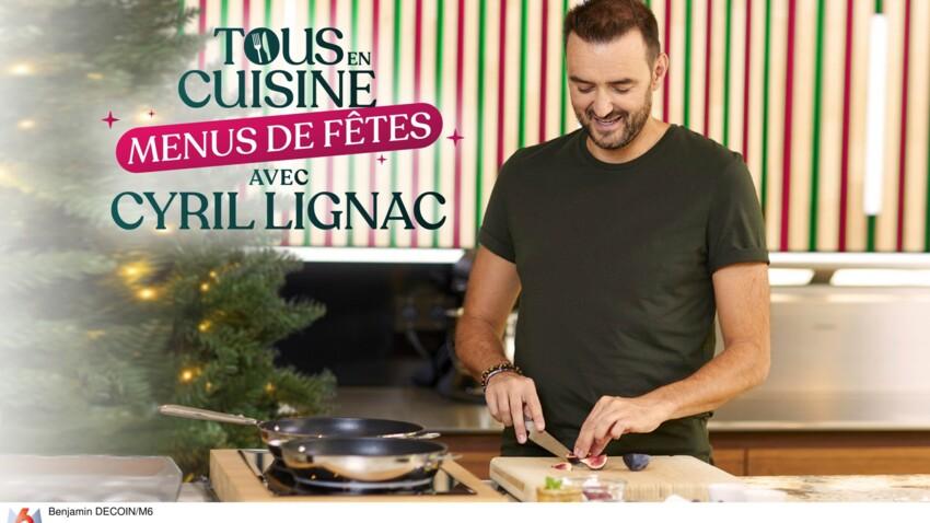 """""""Tous en cuisine"""" : les recettes et la liste des ingrédients du vendredi 8 janvier de Cyril Lignac"""