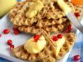 """""""Tous en cuisine"""" : la recette des gaufres à la crème au citron et ciboulette de Cyril Lignac"""