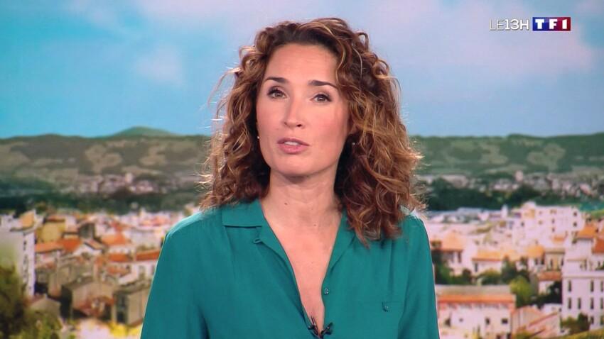 Marie-Sophie Lacarrau : cet émouvant message passé dans son premier JT sur TF1