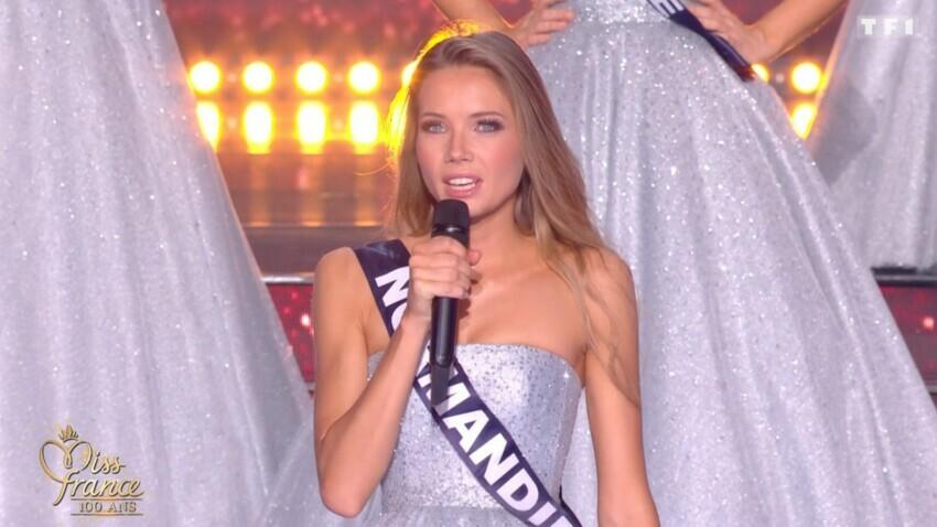 """Amandine Petit (Miss France 2021) : ses rares confidences sur son petit-ami """"depuis 6 ans"""""""