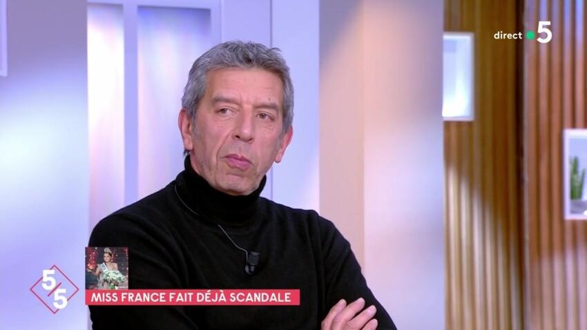 """""""Ce n'est pas le moment"""" : l'avis tranché de Michel Cymes sur la polémique autour de Miss France 2021"""
