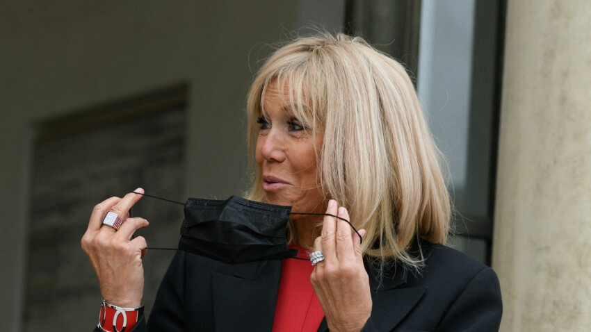 """Coronavirus : Apolline de Malherbe invite Brigitte Macron à se faire vacciner devant les caméras pour """"montrer l'exemple"""""""