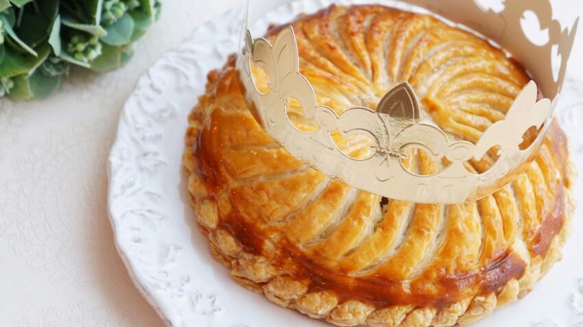 La recette de la galette des rois sans beurre et sans sucre
