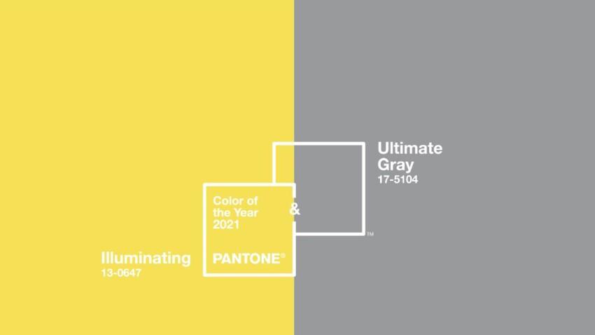 """""""Ultimate Gray"""" et """"Illuminating"""" : voici les 2 couleurs stars que l'on va adorer porter cette année"""